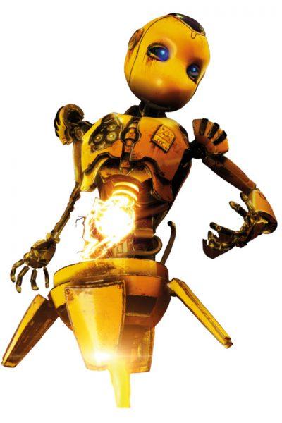 Huxley Robot