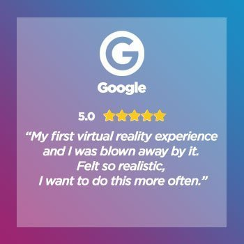 Google Escape Room Reviews Button