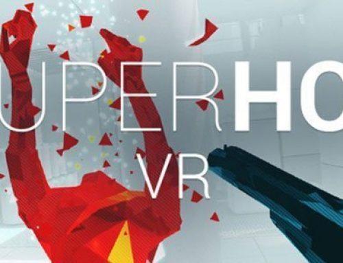 Superhot VR – VRthuis