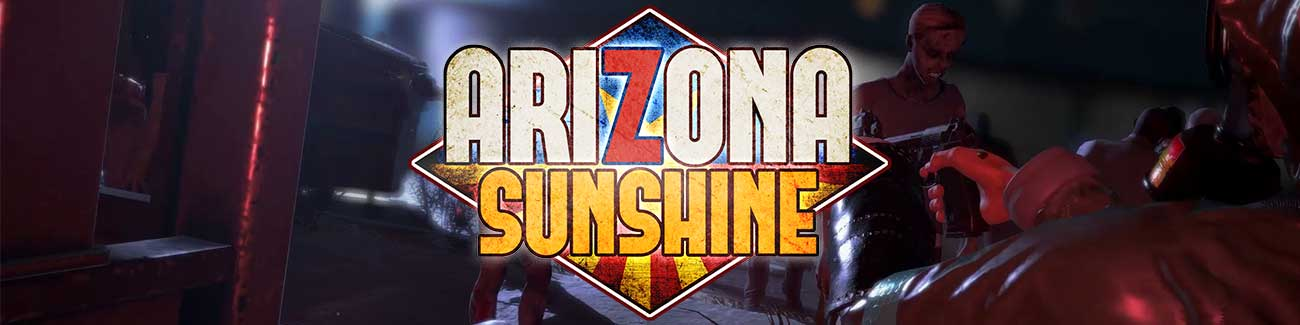 arizona sunshine vr shooter