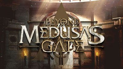 beyond medusas gate vr escape room thumbnail