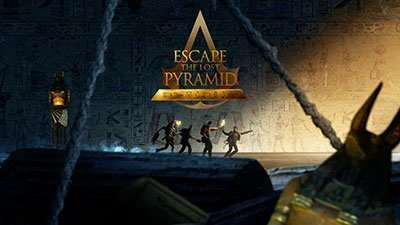 escape the lost pyramid vr escape room thumbnail