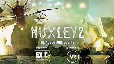 huxley 2 vr escape room thumbnail