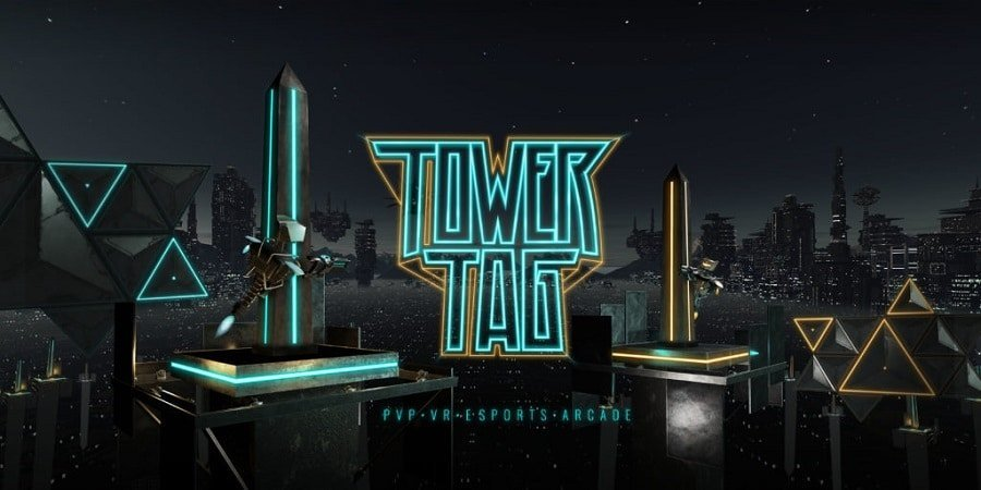 Tower Tag VR Laser Game