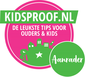 kidsproof sticker