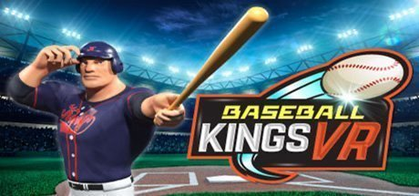 Baseball Kings VR virtual baseball single player game
