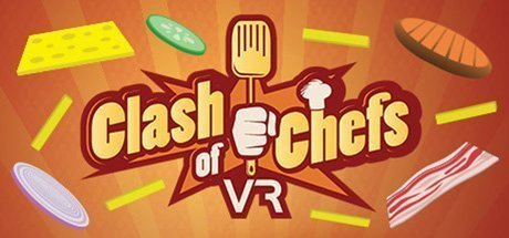 Clash of Chefs VR virtual multiplayer cooking game