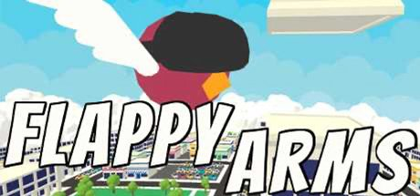Flappy Arms virtual flying game
