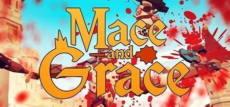 Mace and Grace slicing soldiers virtual game