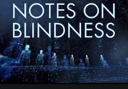 Notes on Blindness VR Experience