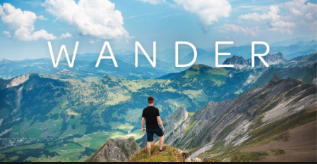 Wander VR Travel