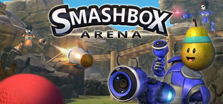 Smashbox Arena virtual multiplayer shooter game