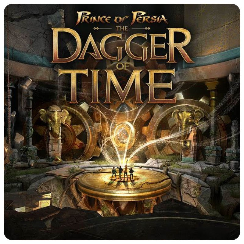 vr escape room prince of persia dragger of time