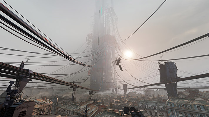 Half Life Alyx Citadelle