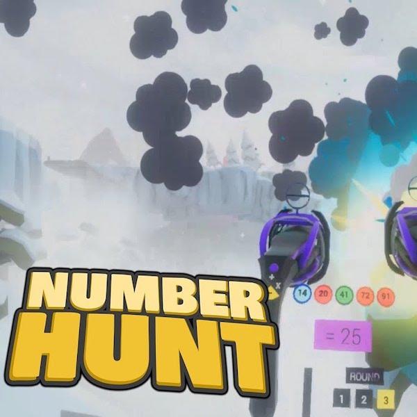 Number Hunt portfolio