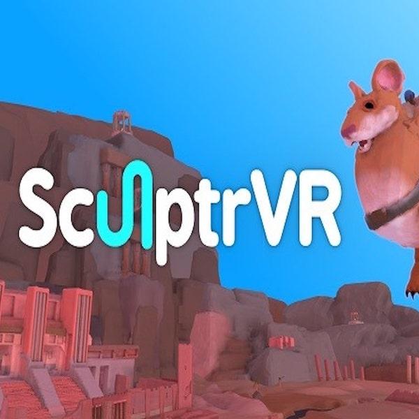 SculptrVR portfolio