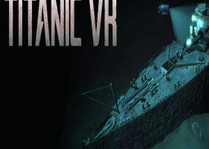 Titanic VR portfolio